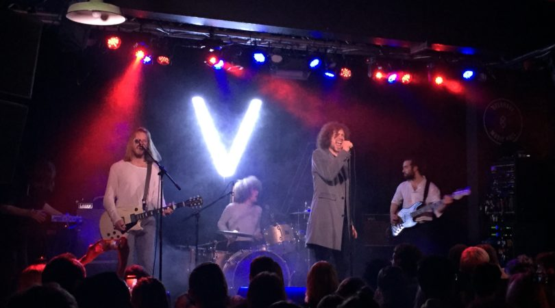 Glass Caves Headline a sold out Belgrave Music Hall