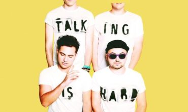 Album Review: Walk The Moon – Talking Is Hard
