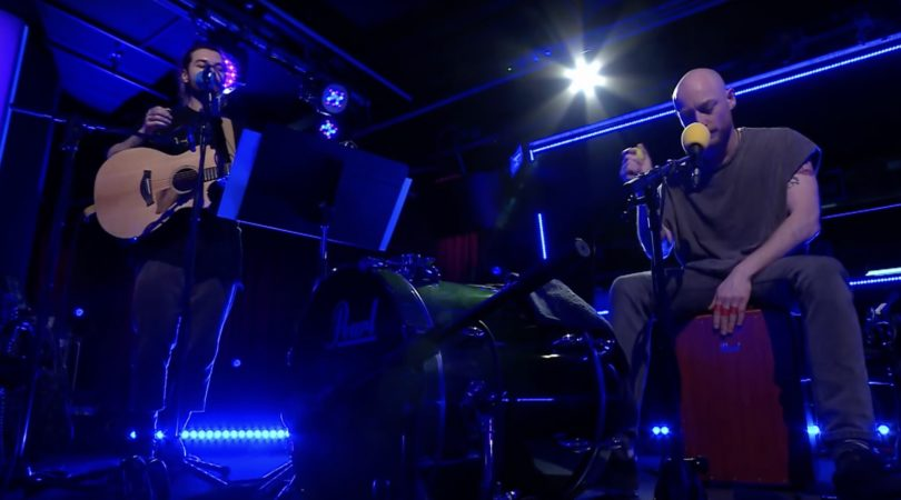 Biffy Clyro Cover Christine and the Queens 'Tilted'