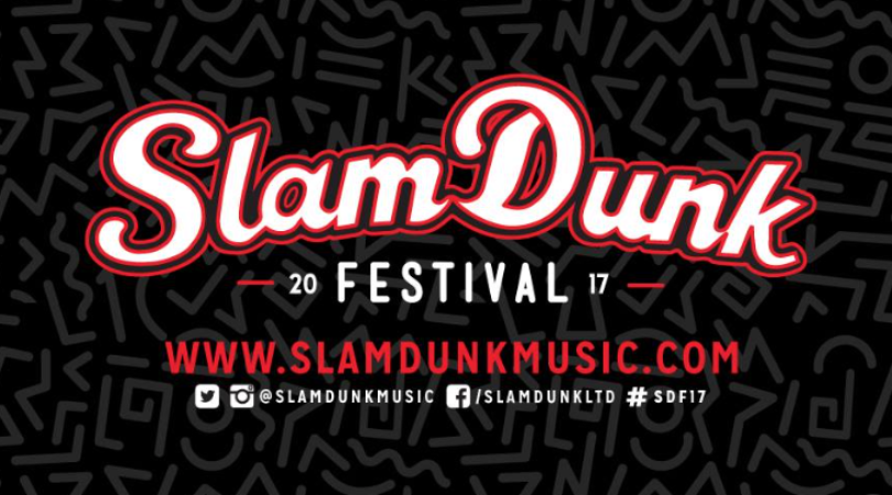 SlamDunk Festival Adds More Acts To The Line-Up