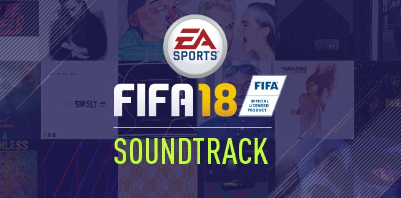 Fifa 18 soundtracks