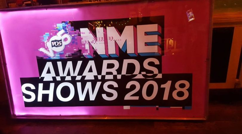 Exclusive Interview: Pretty Vicious NME Award Show Tour 2018