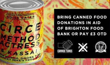 Canned Tunes Combats Hunger with Live Music
