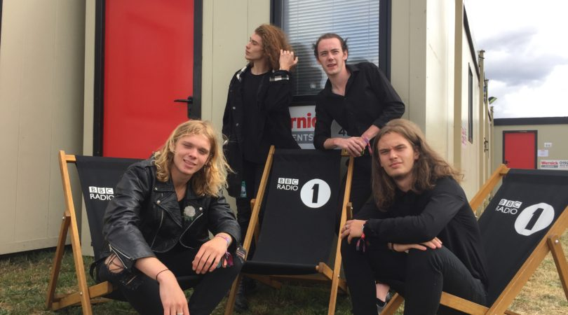Sounds like a Storm open Reading Festival's BBC Radio 1 stage