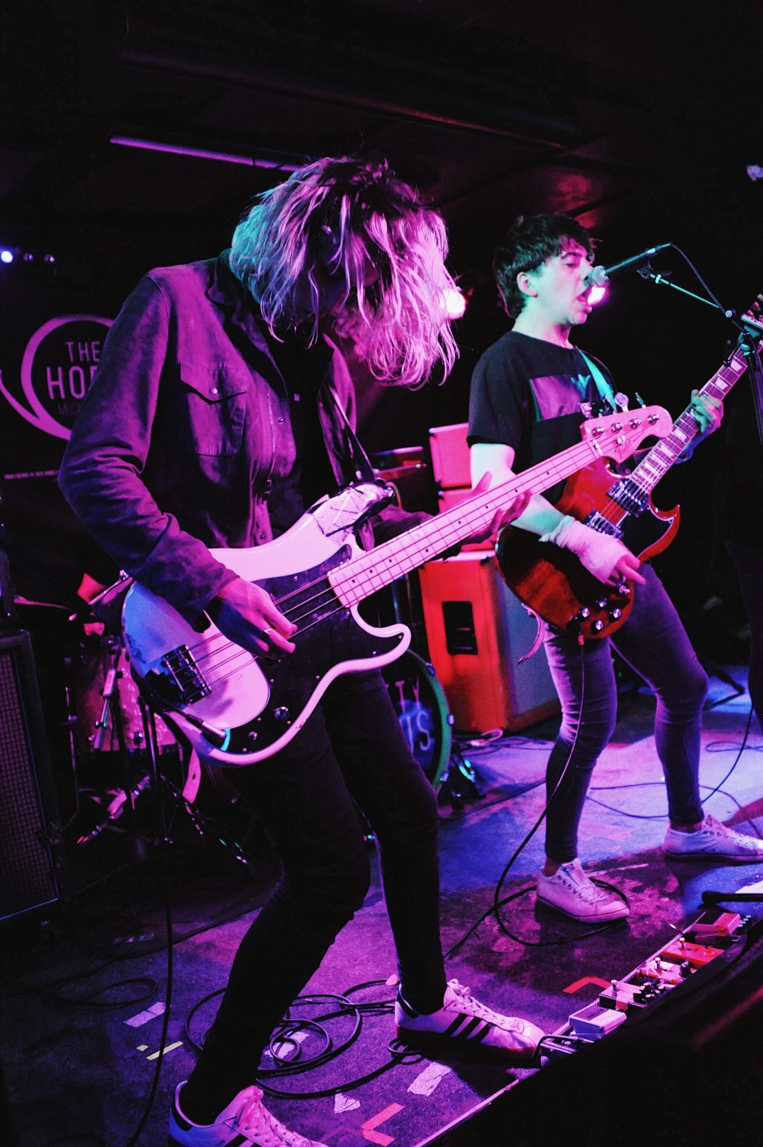 Photos: Pretty Vicious play Reading and Leeds Warm-up