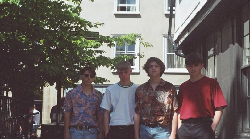 Among the Citizens share EP 'Pretend To Be In Love'