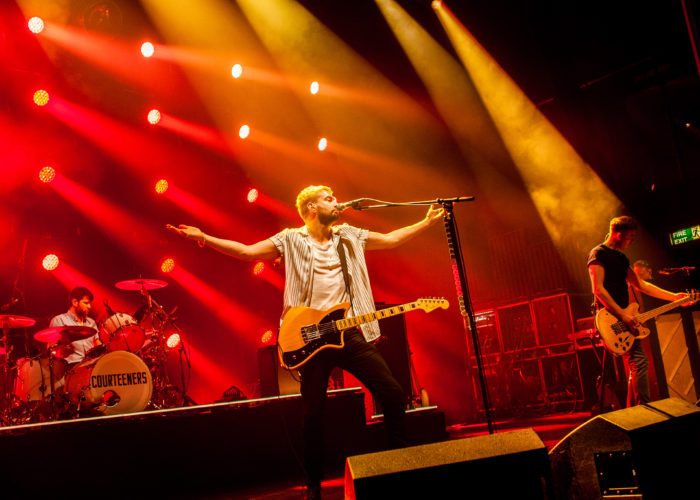 Photos: The Courteeners at O2 Guildhall