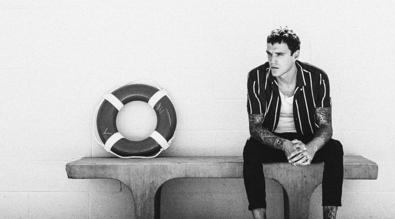 Josh Beech releases emoteful 'Left Behind'