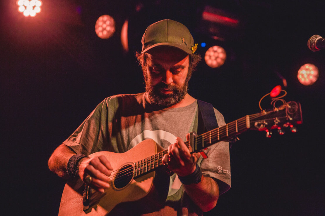 ICM Photos: Beans On Toast at The Garage