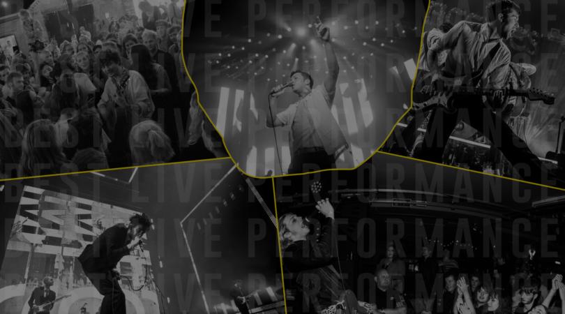 best live performance - icm awards 2019
