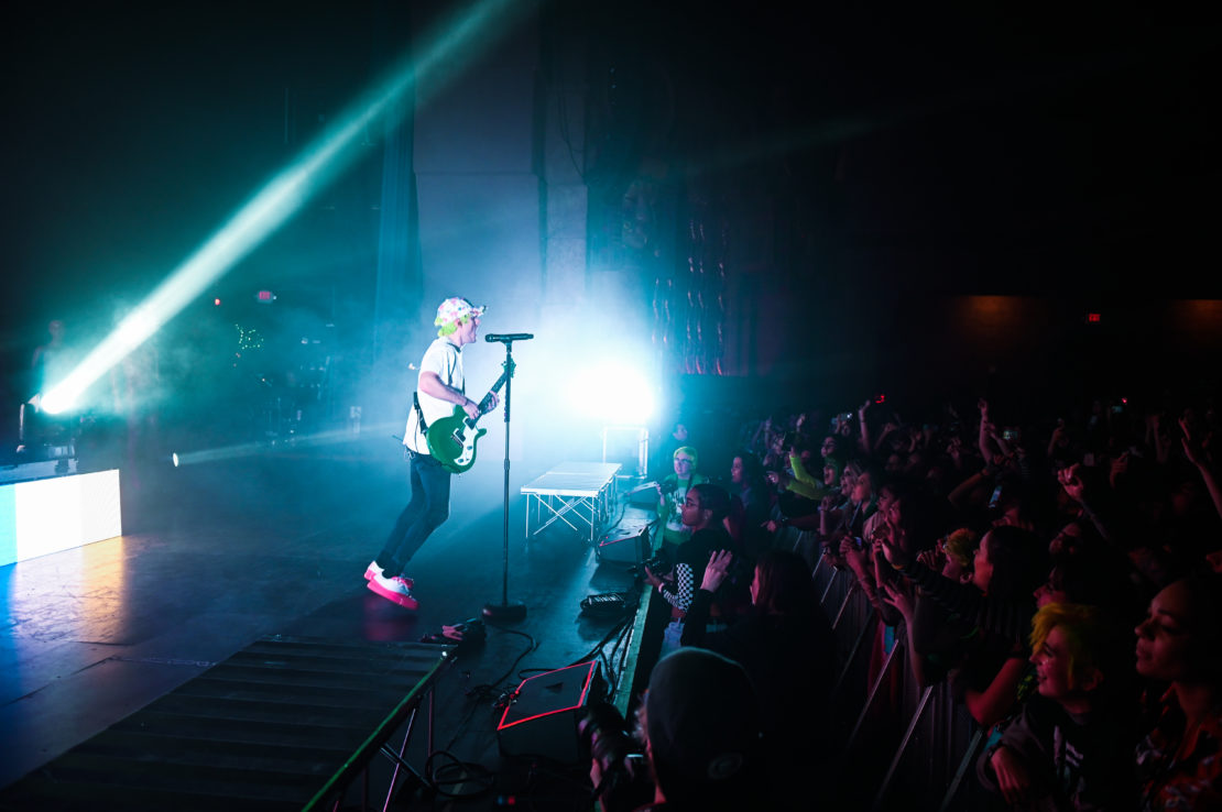 Water Parks at Aztec Theatre