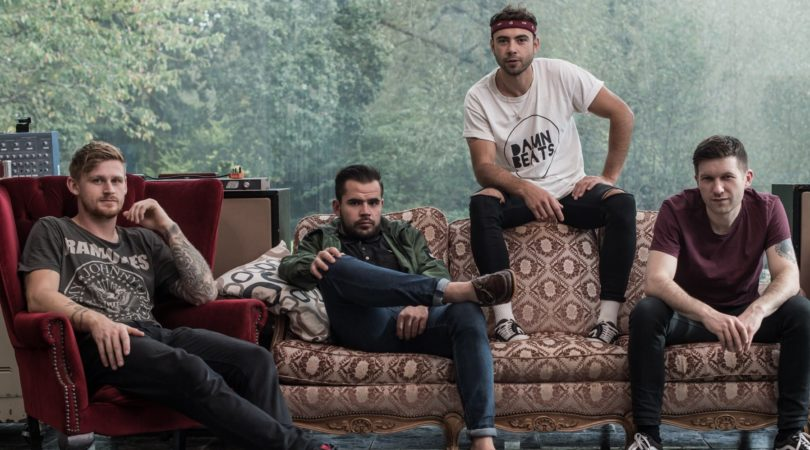 Neverman premiere new single Picasso Dream ahead of their debut EP